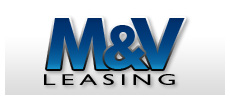 M&V Leasing Logo